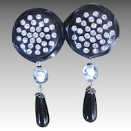 Fun and Elegant Vintage Earrings