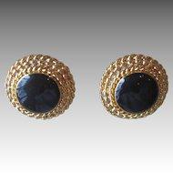 St. John- Elegant Vintage and Signed Earrings