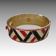 Yves Saint Laurent YSL Signed Vintage Fabulous Bracelet
