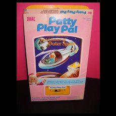NRFP Ideal Talking Patty Playpal Book and Tape