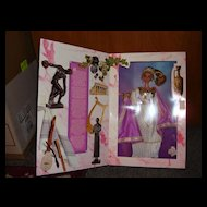 NRFB Collector Edition Grecian Goddess Barbie by Mattel