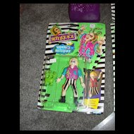NRFB Beetle Juice Set of Characters