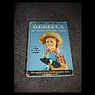 Shirley Temple Edition of Rebecca of Sunnybrook Farm Book