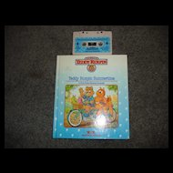 WOW Teddy Ruxpins Book and Tape-Teddy Ruxpin's Summertime
