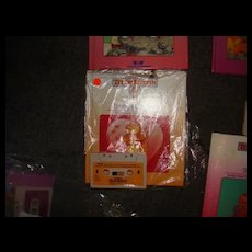 "Teddy Ruxpins Book and Tape ""Grubby's Romance"""