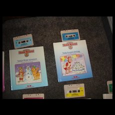 "Teddy Ruxpin Book and Tape ""Teddy Ruxpins Birthday"""