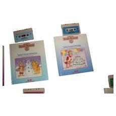 "Teddy Ruxpin Book and Tape ""Teddy Ruxpins Birthday"""