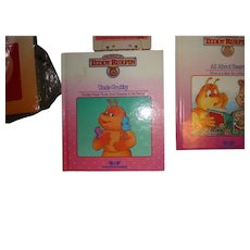 "Teddy Ruxpin Book and Tape ""Uncle Grubby"""