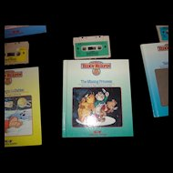 "Teddy Ruxpin Book and Tape ""The Missing Princess"""