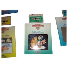 """Teddy Ruxpin Book and Tape """"The Missing Princess"""""""