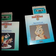 "Teddy Ruxpin Book and Tape ""Take a Good Look"""
