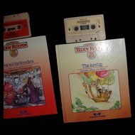 "Teddy Ruxpin Book and Tape ""The Airship"""