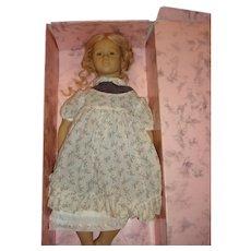 """Ellen"" Doll - Annette Himstedt - Barefoot Children Collection #3418"
