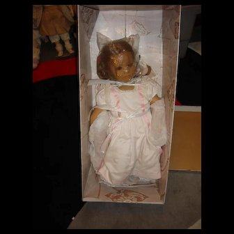 Annette Himstedt Puppen Kinder Barefoot Baby#5404 Fiene 1990/91