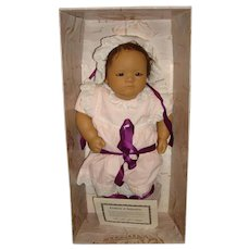 MIB Taki by Annette Himstedt 1990/91 depicting Japanese baby... Rare