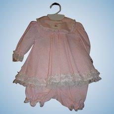 New Fayzah Spanos Doll Dress