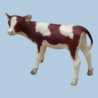 Early 1970s Breyer Model Ayrshire Calf