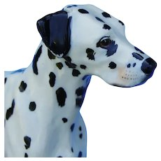 Vintage Royal Doulton Dalmatian Dog China Figurine