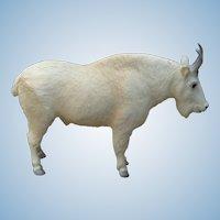 Vintage Breyer Model Mountain Goat
