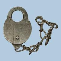 AS Railroad Steel Switch Lock by Bohannan