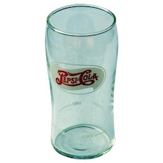 THREE Vintage Pepsi-Cola Soda Fountain Libbey Glasses