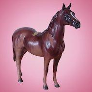 Scarce Vintage 7-inch Hagen-Renaker Man O' War Horse Figurine