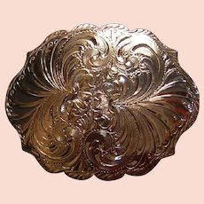 Silversmith Collection Belt Buckle