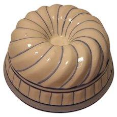 Italian Decorative Ceramic Mold