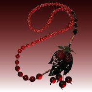 Josty Collage Necklace 'Luscious Fruit'