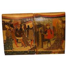 Mid-Century Venetian Bookends
