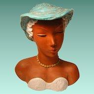 Beautiful Italian Terracotta Bust