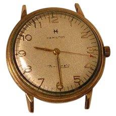 Vintage Watch Hamilton Thin-o-matic