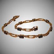 Vintage 10k Gold Bracelet