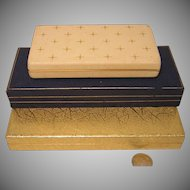 Vintage Jewelry Presentation Boxes (3)