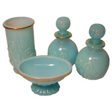 Vintage Avon Bath Set