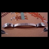 J. Nazzie Chip Inlay Watch Tips ca 1970's