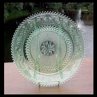 Tiara Chantilly 3 Part Relish Dish ca 1982-86