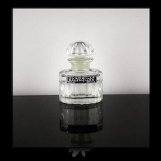 Mini Quadrille Balenciaga Perfume Bottle ca 1956