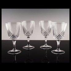Cris D'Arques Combourg Wine Glasses