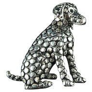 Adorable Dalmatian Pin