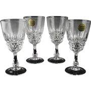 Pompadour Wine Glasses Made in France