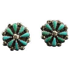Zuni Petit-Point Earrings