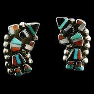 Hemis Dancing Kachina Earrings