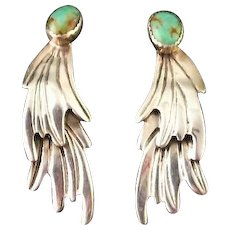 Unique Native American Earrings