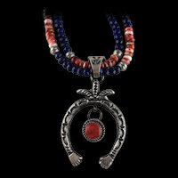 White Fox Creation: Kevin Billah Naja on Spiny Oyster and Lapis