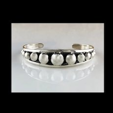 Sterling Silver Bracelet Made In Mexico