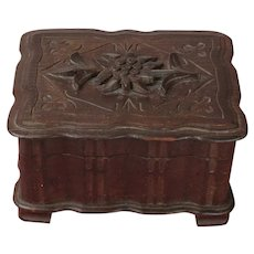 Black Forest Music Box, Jewelry Box