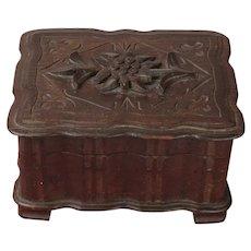 Black Forest Music Box, Jewelry Box