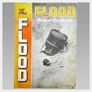 1937 Ohio River Flood Disaster Memorial Booklet