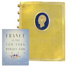 France at the New York World's Fair, Limited Edition, 1939